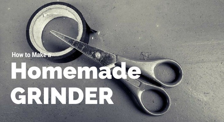 How to make a homemade grinder