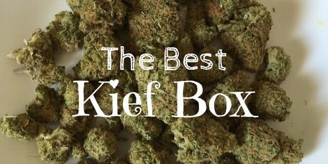 The Best Kief Box Get A Sifter Box Stop Wasting Kief