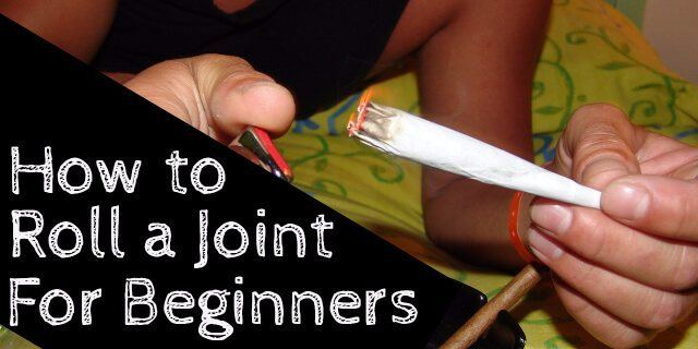 How to Roll a Joint for Beginners