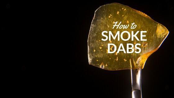 How to Smoke Dabs
