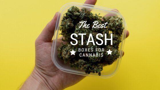 Best Weed Stash Box