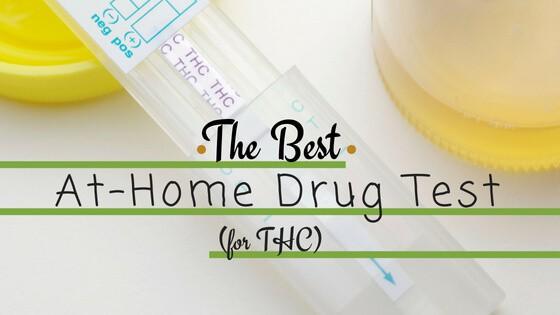 Best at Home Drug Test for THC
