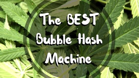 Best Bubble Hash Machine