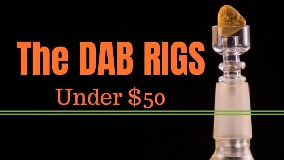 dab rigs under 50