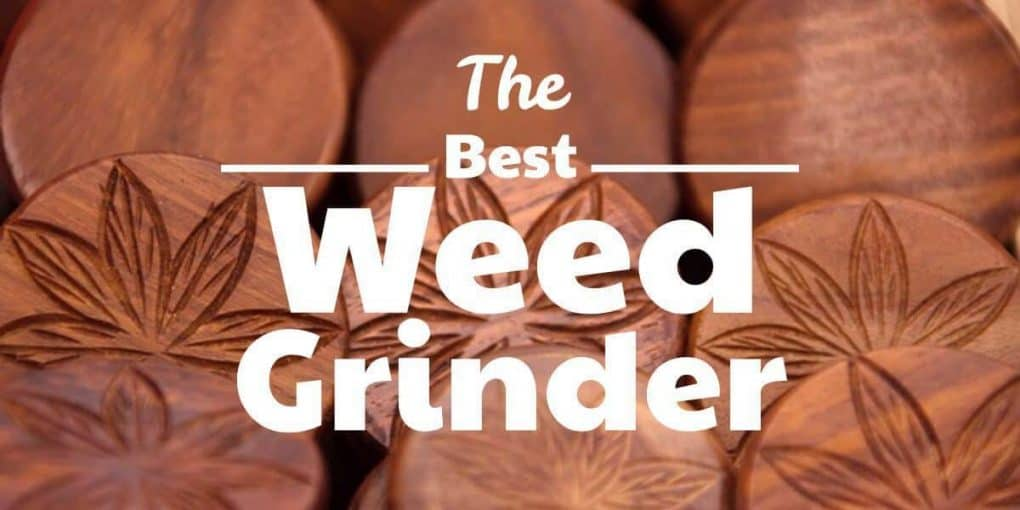 Best Grinders for Weed Featured Image